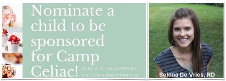 Kelowna Celiac Kids Camp