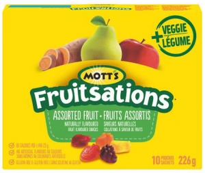 Motts Fruitsations