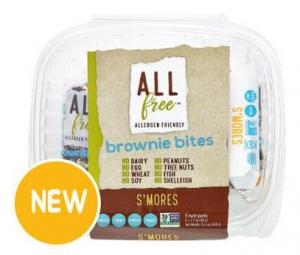 O'Dough's S'Mores Brownie Bites