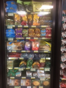 Pepper's Foods GF Freezer Section