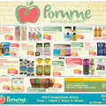 Pomme Natural Market May 2019 GF Flyer