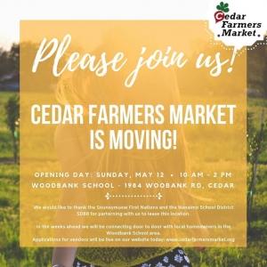 Taco Rev Cedar Farmer's Market