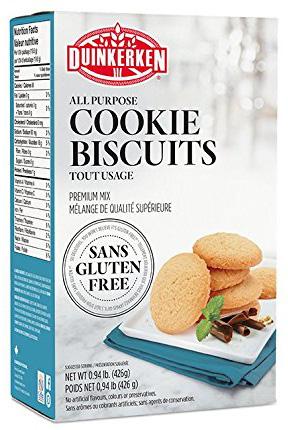 Duinkerken Cookie Mix