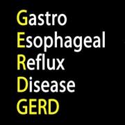 Gastroesophageal reflux diseaseGERD
