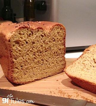 Jules' Gluten-Free Beer Bread