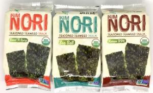 Kim Nori Seaweed Snack