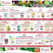 Lifestyle Markets Gluten-Free Flyer