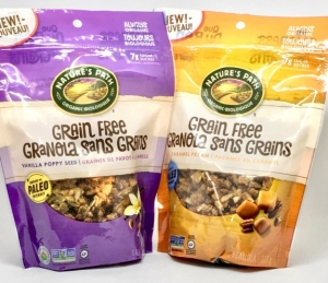 Nature's Path Grain-Free Granola