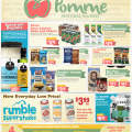 Pomme Natural Market July 2019 Gluten Free Flyer