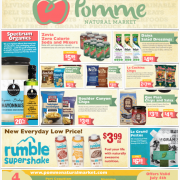 Pomme Natural Market July 2019 Gluten Free Flyer