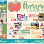 Pomme Natural Market June 2019 Flyer