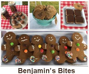 Benjamin's Bites