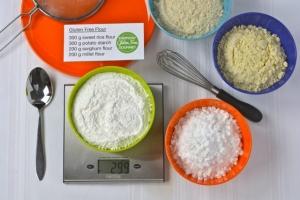 Everyday Gluten Free Gourmet Flour Mix