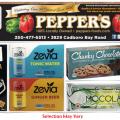 Pepper's Food Gluten-Free Flyer