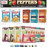 Pepper's Foods Gluten-Free Flyer