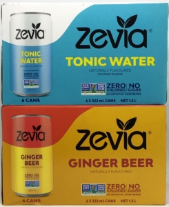 Zevia Drinks