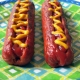 hot dog without bun wp