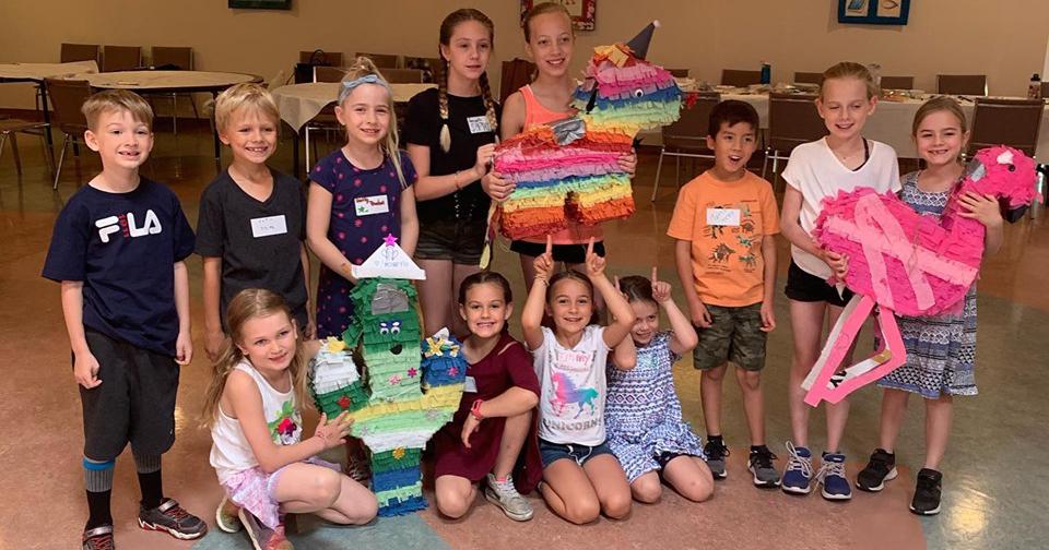Celiac Kids Camp BC Canada FB
