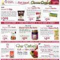 Lifestyle Markets September Gluten-Free Flyer