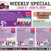 Market on Millstream Gluten-Free Supplements