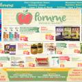 Pomme Gluten Free Flyer August 2019
