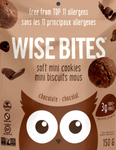 Wise Bites Chocolate Cookies