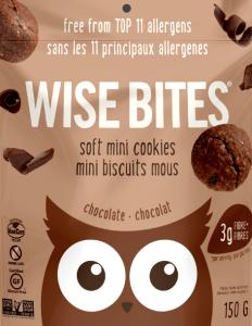Wise Bites Chocolate Cookies