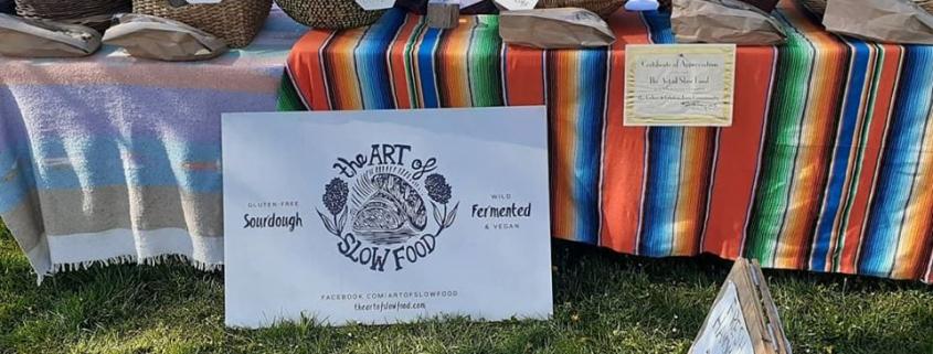 Art of SLow Food Moss Street Market