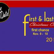 FIRST CHANCE CHRISTMAS CRAFT FAIR