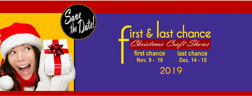 FIRST CHANCE CHRISTMAS CRAFT FAIR
