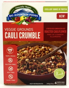 Big Mountain Foods Veggie Crumble