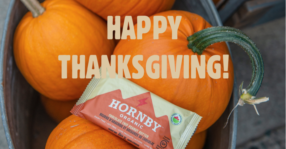 Hornby Organic Thanksgiving Sale