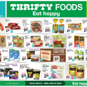 Thrifty Foods Gluten-Free Flyer