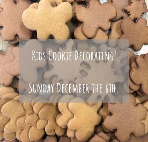 Wild Poppyt Bistro Cookie Decorating