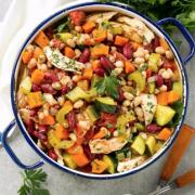 gluten free soup legumes