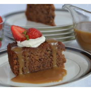 Gluten Free Sticky Date Pudding wp