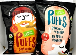 Gogo Quinoa Puffs