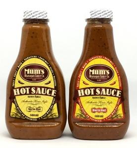Mum's Hot Sauce