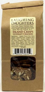 Laughing Daughters Crisps