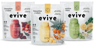 Evive Smoothie Cubes x 3
