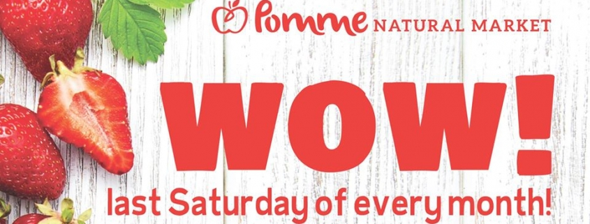 Pomme Wow Saturday Official