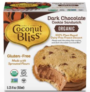 Coconut Bliss Cookie Sandwich