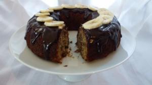 banana bundt cake