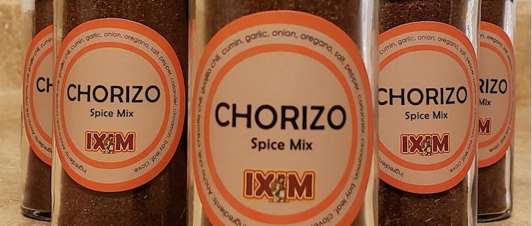 chorizo seasoning