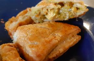Dairy-Free Chicken Hand Pies