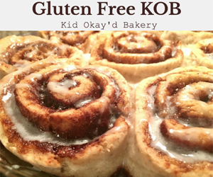 Gluten Free KOB - Online Baking Classes