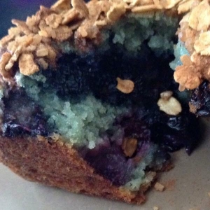 KOB Blueberry Muffins