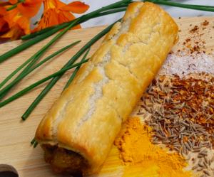 Vegan Samosa Rolls