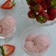 Everyday Gluten Free Gourmet Strawberry Cheesecake Ice Cream wp-tiny