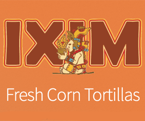 IXIM Tortillas by Taco Revolution